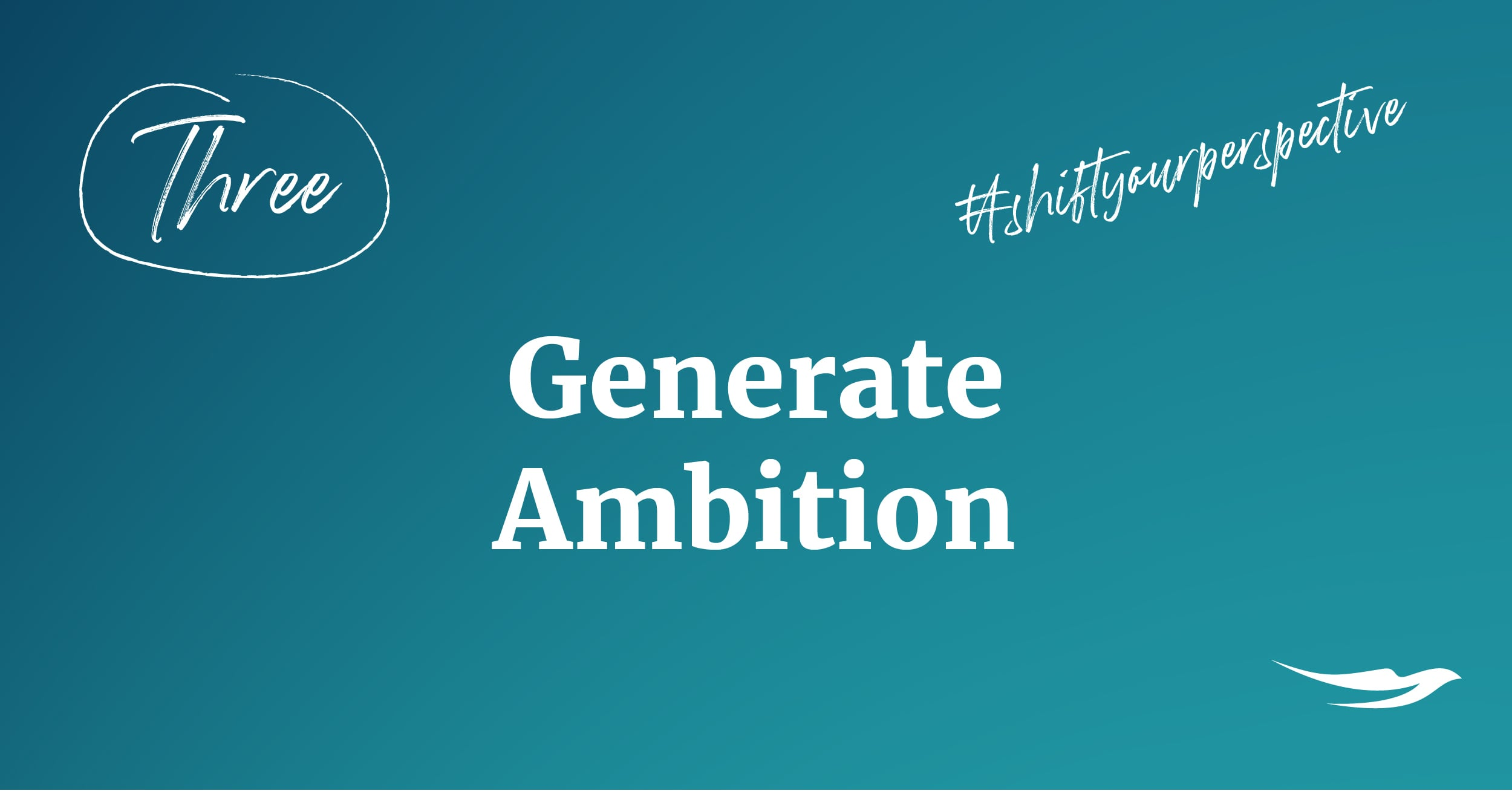 Generate Ambition