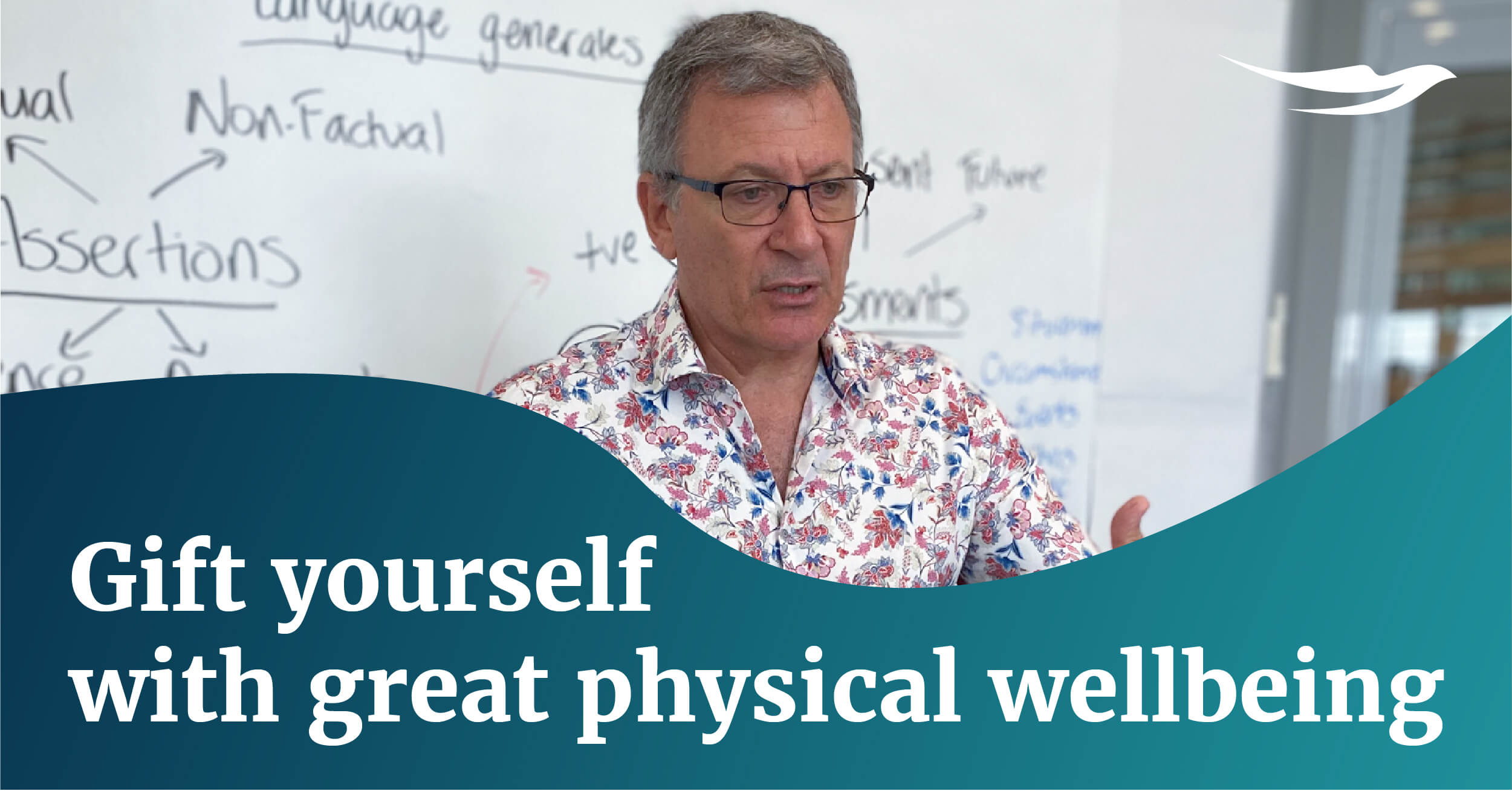 Gift yourself with great physical wellbeing