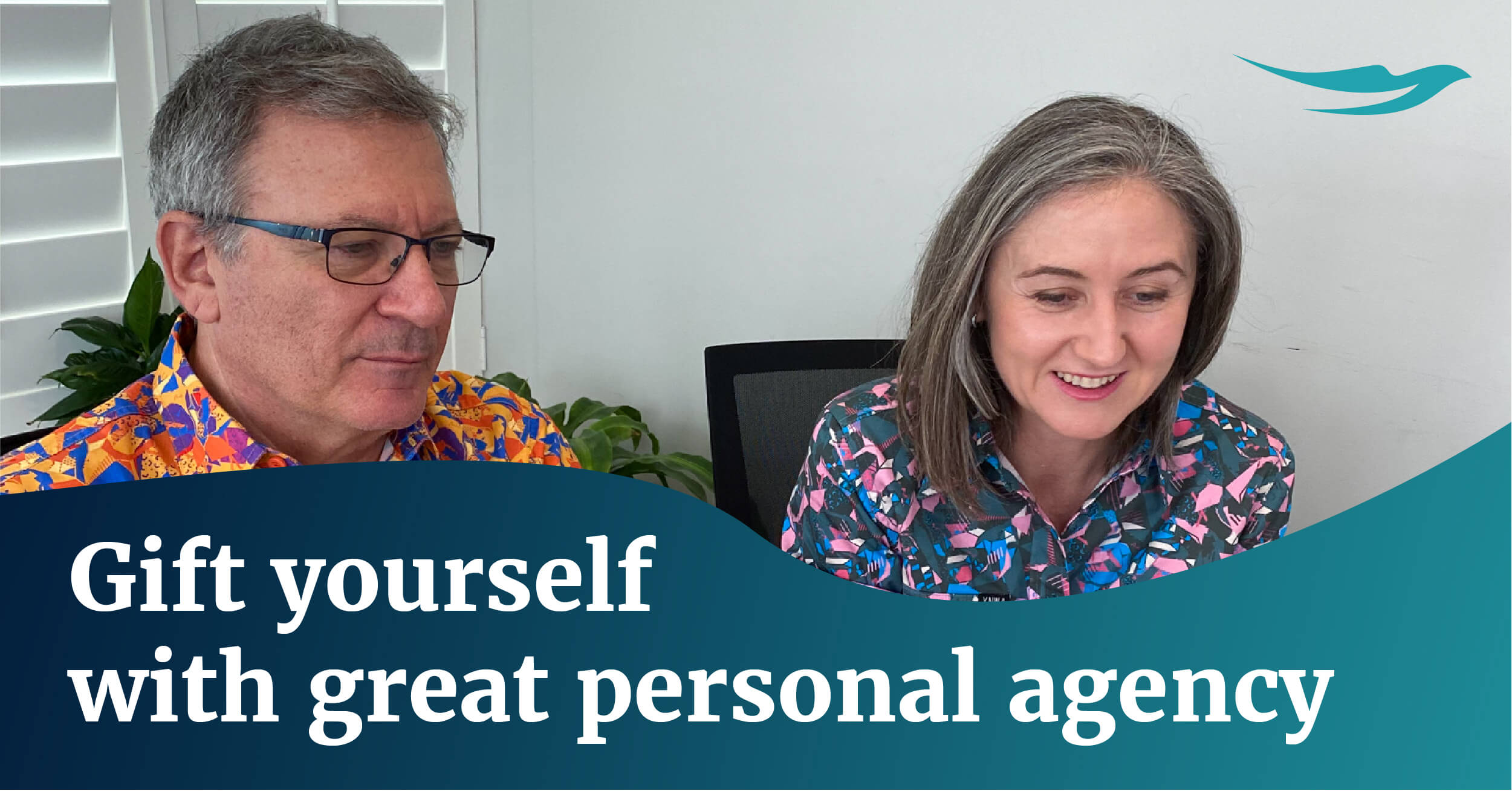 Gift yourself with great Personal Agency