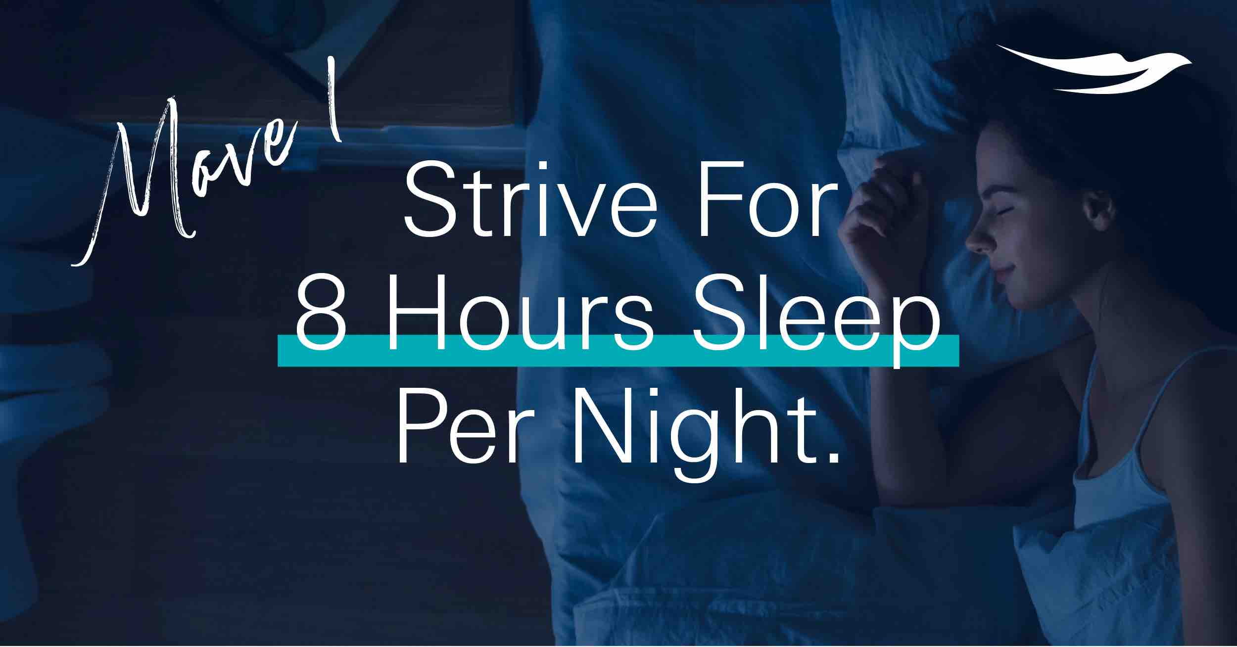 10 moves to Boost Your Productivity in 2021 - 8 hours sleep per night